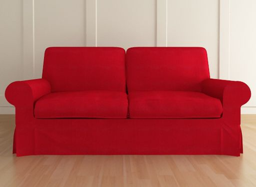 custom slip covers for ikea sofas...aust company!!