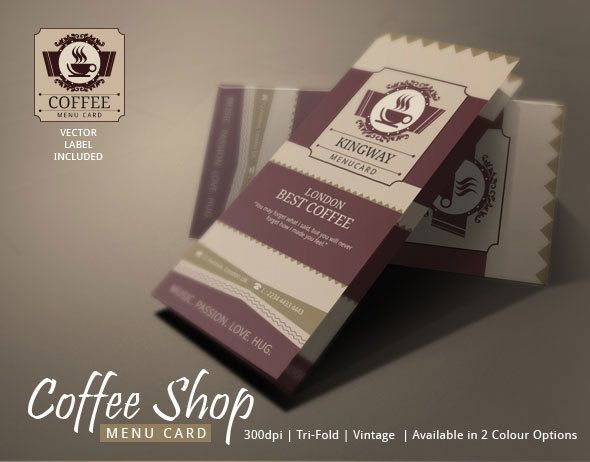 Discount Coffee Cheap Flyers Modern Design by Innovative Design - coffee shop brochure template