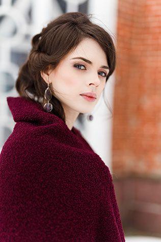 Винтажная нежность: зимняя свадебная фотосессия, макияж невесты