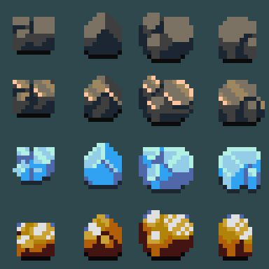 pixel art 8 bit tutorials