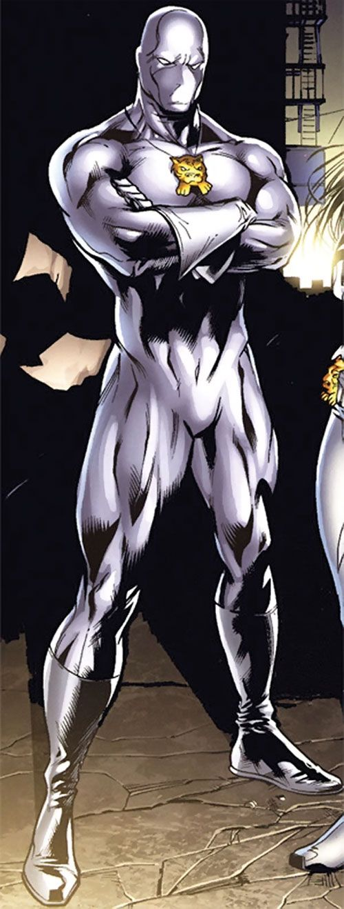 white tiger marvel
