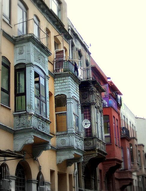 Houses In Istanbul   Flickr - Photo Sharing!