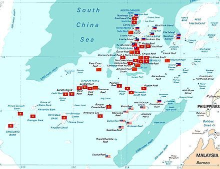 Spratly-Inseln – Wikipedia