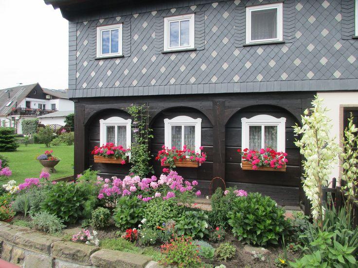 Předzahrádka u domku - Waltersdorf - Německo