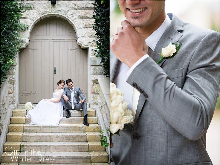 Girl in the White Dress: Curzon Hall Wedding: Rachel + Rammy