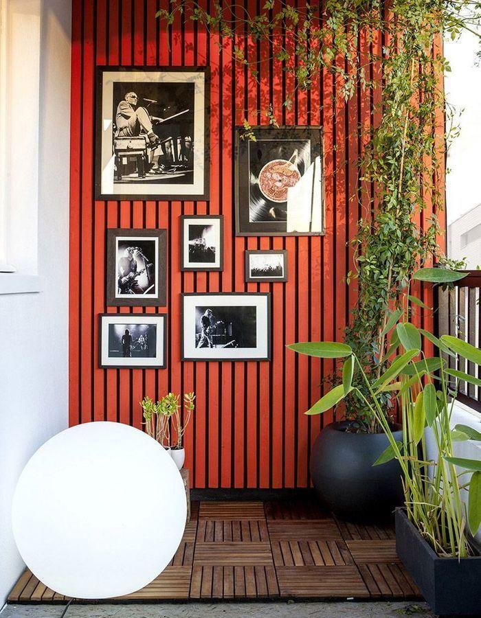 20 Idees Pour Amenager Un Petit Balcon Deco Balcon Petit Balcon