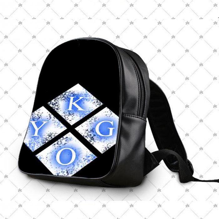 Kygo Logo Light School Bag Backpacks