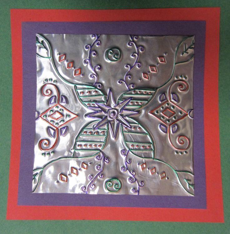 Arabesque Tiles - middle eastern art