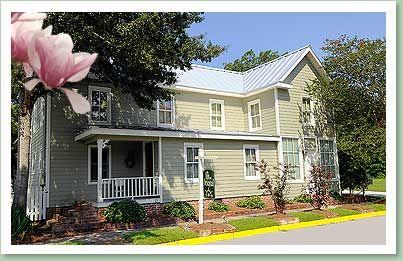 The Inn at Oriental; Hospitable bed & breakfast - Oriental, North Carolina