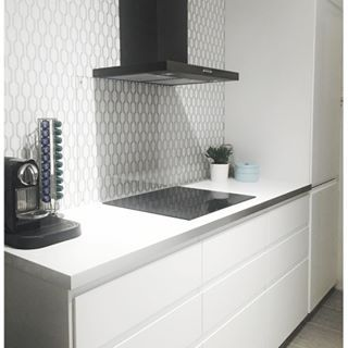 27 best ikea voxtorp white images on pinterest kitchen ideas cuisine ikea and ikea kitchen. Black Bedroom Furniture Sets. Home Design Ideas