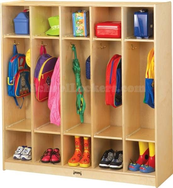 27 best images about kids storage cubbies on pinterest Ideas for hanging backpacks