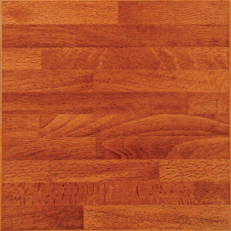 Piso Nogal Oscuro 45x45 #casa #interiores #pisos #decoración #hogar #revestimiento #baño