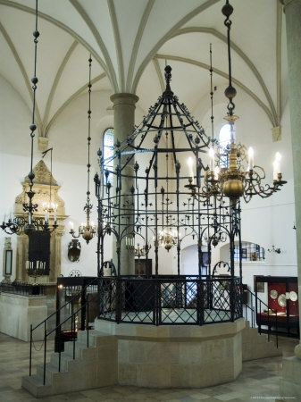 old synagogue krakow