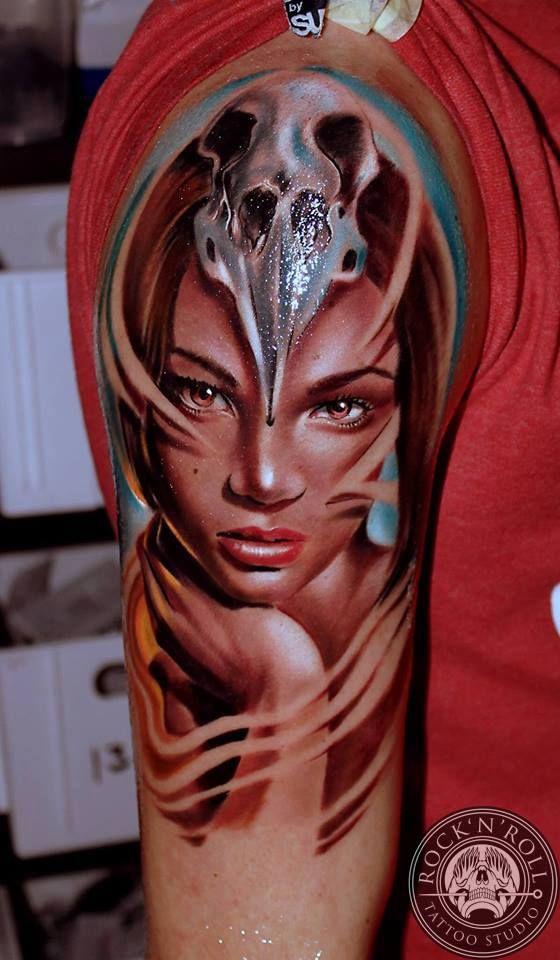 Tattoo Artist: Andrzej Niuniek Misztal
