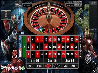 Join Marvell Roulette at Casino.com New Zealand
