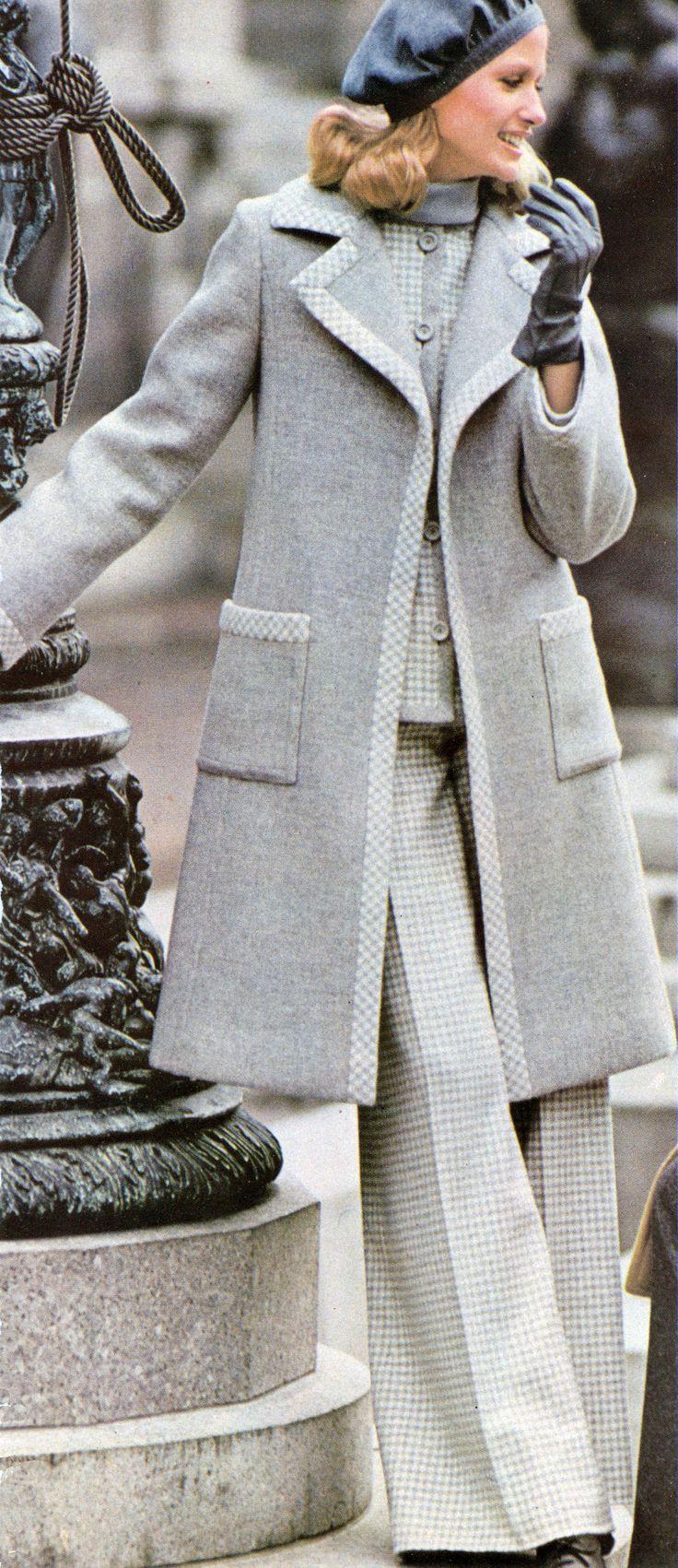 Balmain, pattern #1026:  March-April 1974, Vogue Patterns magazine