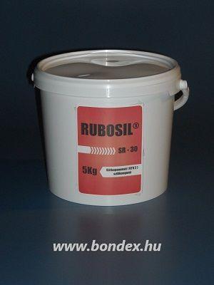 Rubosil SR-30 önthető szilikon RTV 2 formagumi