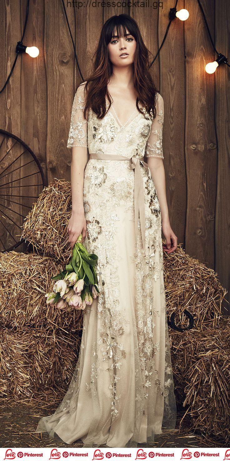 Robe de mariee printemps 2019