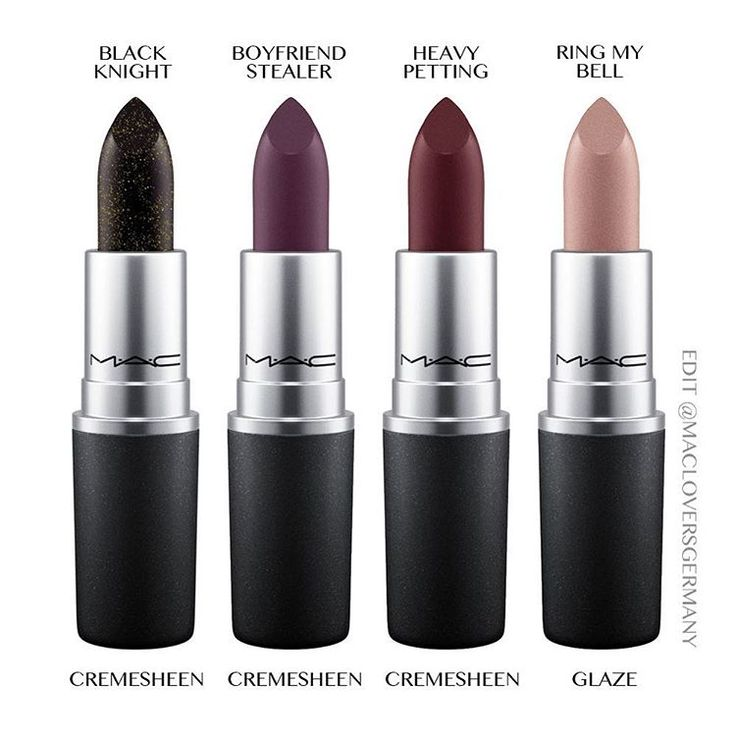 """Mac Dark desires LE Sneakpeek Lipsticks: • Black knight ..."