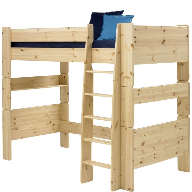 Best Hochbett For Kids xcm Kiefer massiv Natur Jetzt bestellen unter https moebel ladendirekt de kinderzimmer betten hochbetten uid udccccd ca