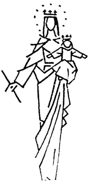 Feliz día María Auxiliadora!