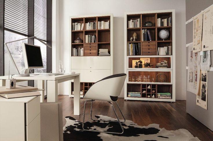 ber ideen zu arbeitszimmer einrichten auf. Black Bedroom Furniture Sets. Home Design Ideas