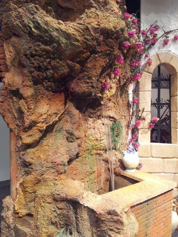 25 ideas destacadas sobre chimeneas de piedra de imitaci n - Poliuretano imitacion piedra ...
