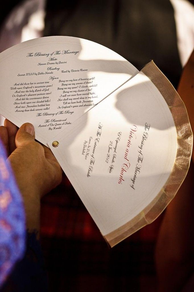 sample spanish wedding invitations%0A spanishweddingfanorderofservice