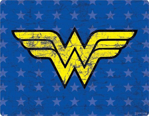 Wonder Woman Emblem Macbook Pro 13 (2011) Skin
