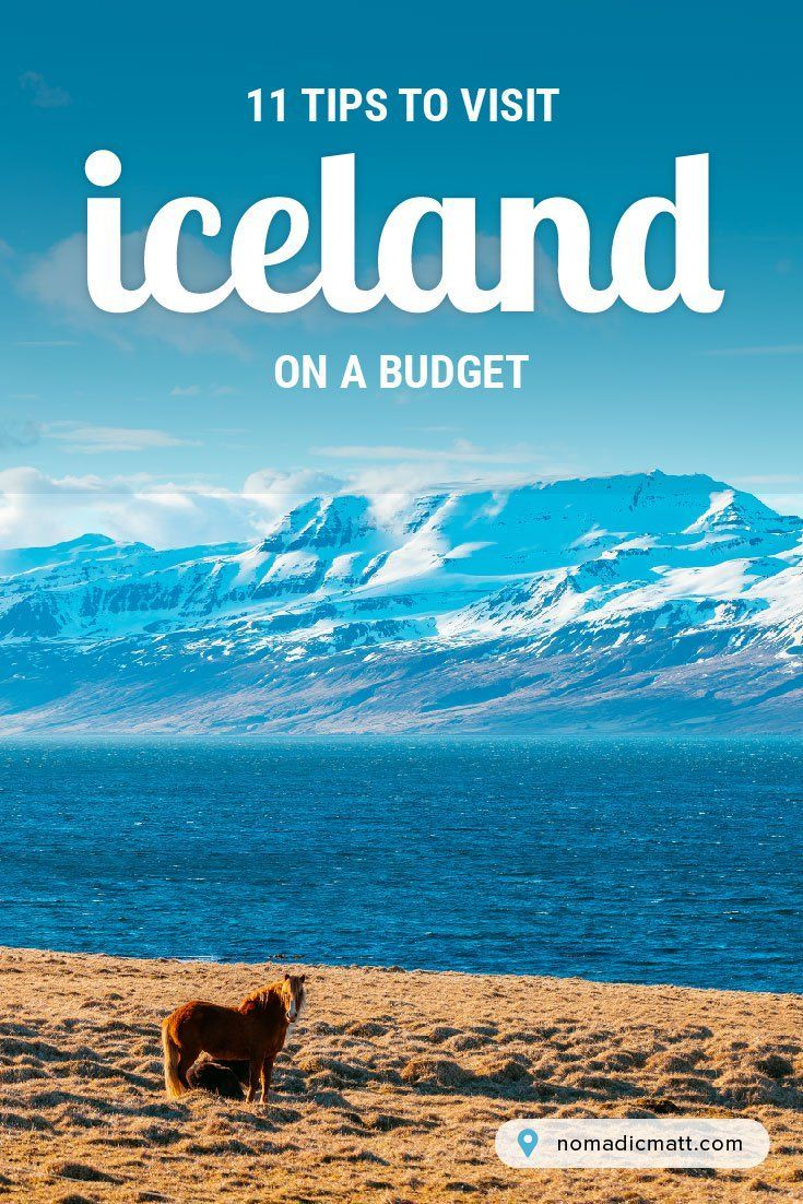 A visit to Iceland can be expensive if you aren't careful. Luckily, it doesn't have to be. Here are eleven ways to visit Iceland on a budget.
