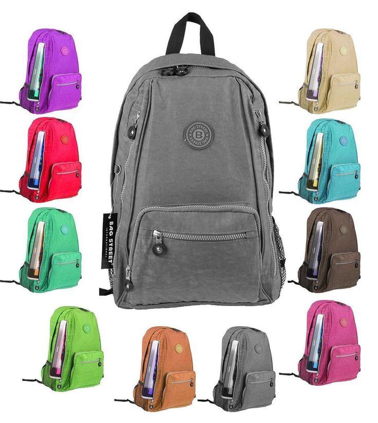 Markiert eure Freunde, damit sie auch was davon haben. Unisex Rucksack Cityrucksack Freizeit Schule Reise Kinder Gepäck Laptop-Tasche: EUR…
