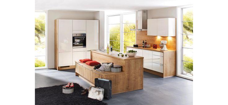 24 best Inspiration für Wohnküchen images on Pinterest Chalets - küchenwände neu gestalten