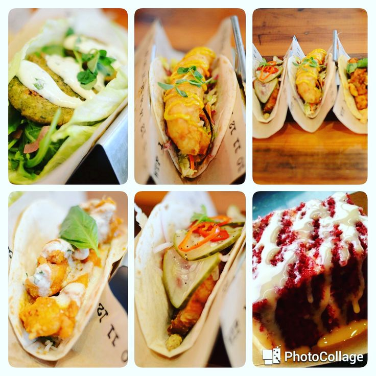 Velvet Taco in Dallas is hip and casual with the most creative, tasty and unique taco combinations. The crisp tikka chicken has a spicy pepper sauce, cilantro basmati rice and thai basil, bringing Asia to you via tortilla. The atmosphere at Velvet Taco is a breath of fresh air from the fast-paced life of the city, creating a one-of-a-kind dining experience. #intelydine