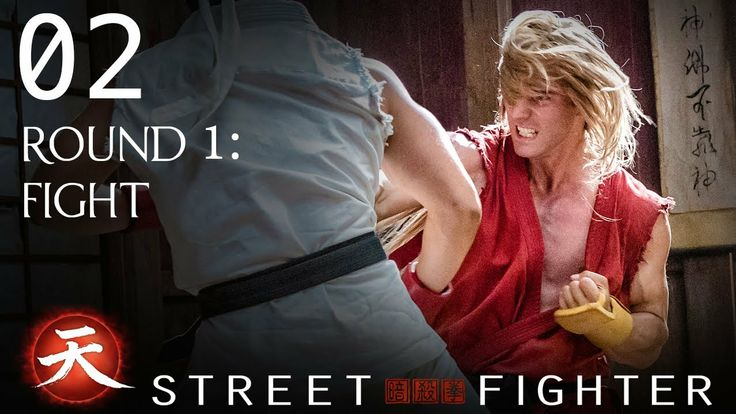 Street fighter assassins fist episode 1