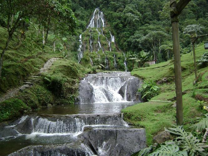 Santa Rosa de Cabal - Pereira  thermal waters