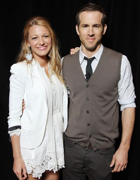 Blake Lively and husband Ryan Reynolds: Power Couple, Ryan Reynolds, Style, Wedding, Blake Lively, Celebrity Couples, Beautiful People, Blakelively, Cutest Couples