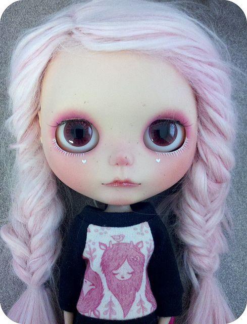Blythe Doll - The little hearts!