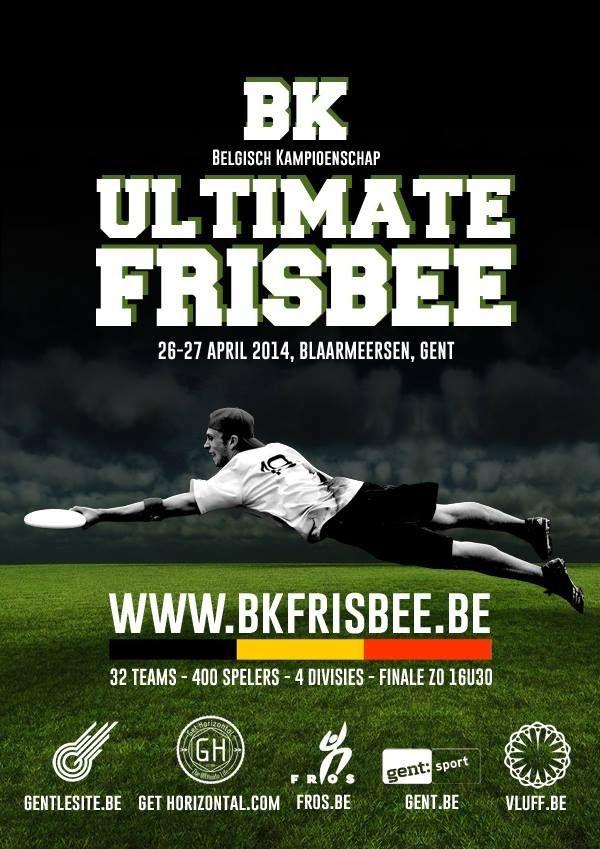 BK Ultimate Frisbee 2014