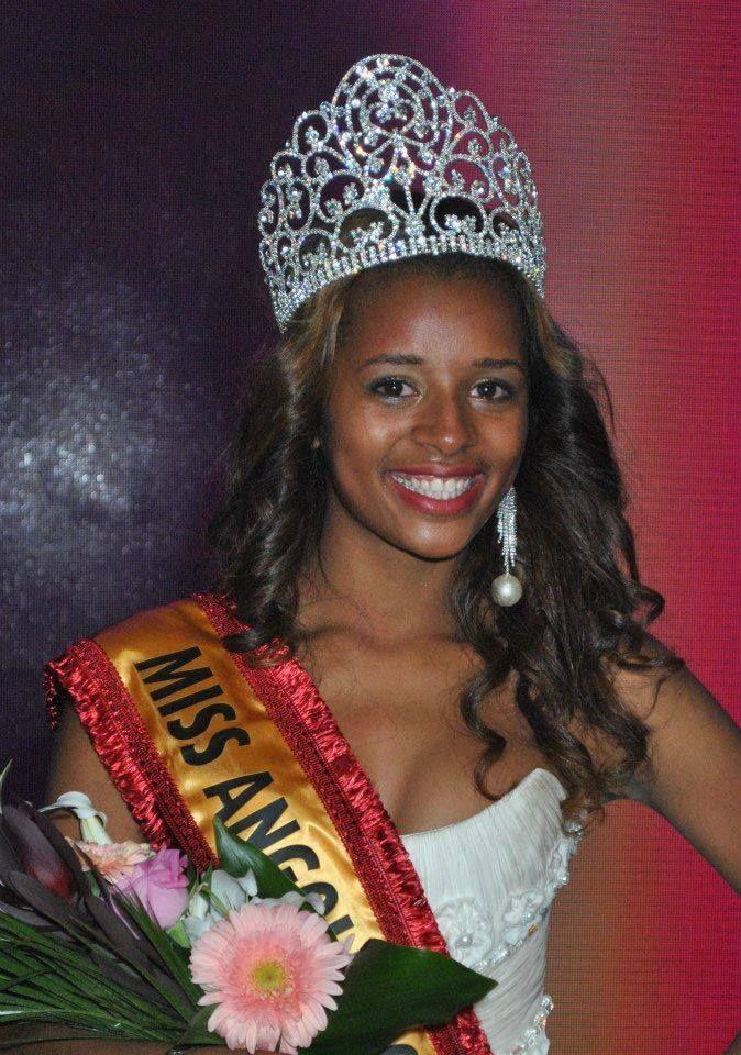 Miss Angola Portugal 2014 Diana de Almeida apanha malária e fica de fora do Miss Angola 2015 http://angorussia.com/entretenimento/fama/miss-angola-portugal-2014-diana-de-almeida-apanha-malaria-e-fica-de-fora-do-miss-angola-2015/