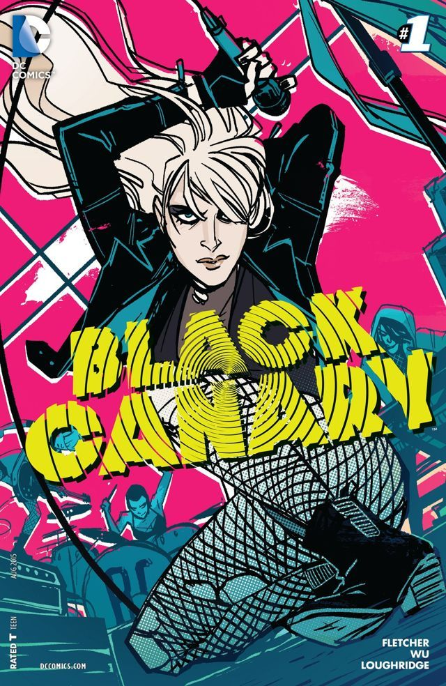 Black Canary #1 | DC Comics