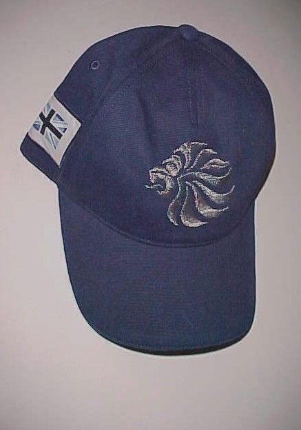 Team Great Britain GB Olympic 2009 Adult Unisex Navy Blue Baseball Cap One Size #adidas #BaseballCap