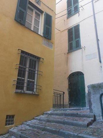 salita della seta- Genova