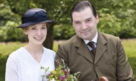 Anna and Bates: John Bates, Downtonabbey, Happy Couple, True Romances, Downtown Abbey, Families Trees, Downton Abby, Downton Abbey, Tv Couple
