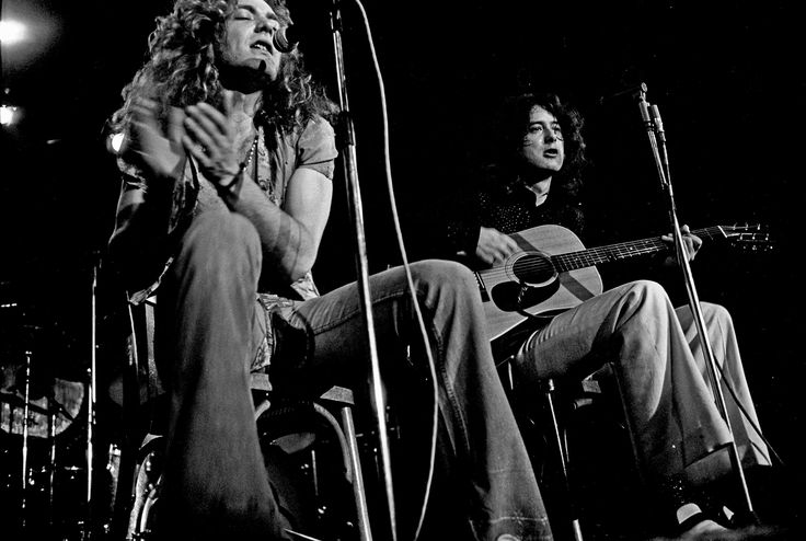 Led Zeppelin  I remember blasting their music on Saturday mornings while doing laundry in college.