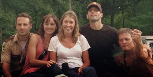 The Walking Dead cast-----SO PRESH. | The Walking Dead ...