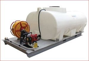 1200 litres motorised water bowser, available with an optional pump mounting plate which enables the fitting of different pumps and other add-on for easy watering of large gardens, hanging baskets, orchards, vegetable plots and more. For more info contact us at: http://www.fresh-group.com/waterers-and-bowsers.html
