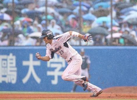【まとめ】(動画像あり)山田哲人がトリプルスリー達成へ前進!30盗塁を決め松井稼頭央以来9人目の偉業へ!|フレンズちゃんねる