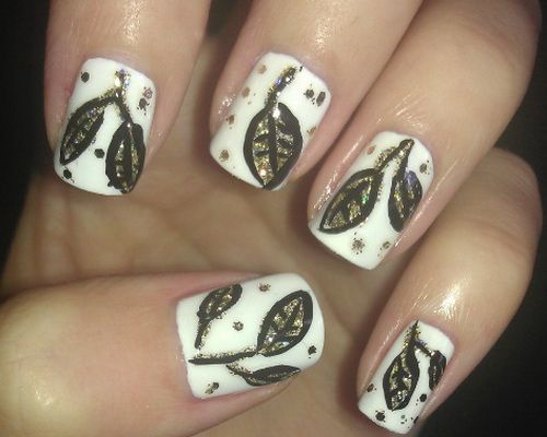 50 best Fall nail designs images on Pinterest | Nail ...