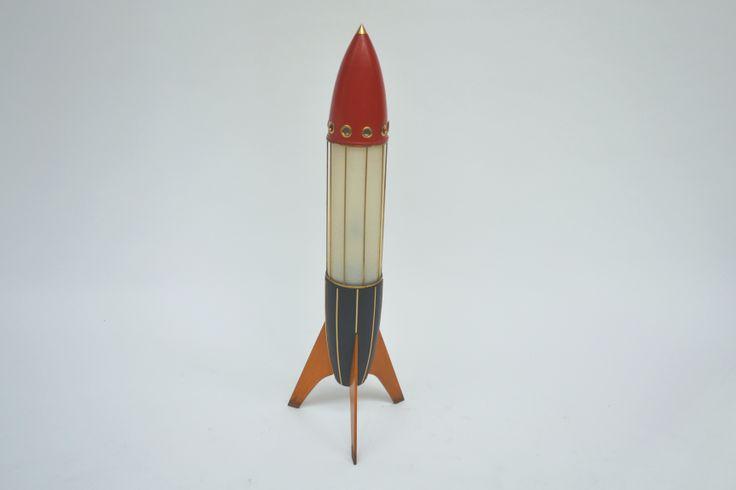 [Lampada Missile] - Spazio900 Modernariato