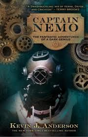 I recently received a copy of Kevin J. Anderson's Captain Nemo: The Fantastic Adventures Of  A Dark Genius to read and review. After doing some initial research on the book, I was excited to dig in.